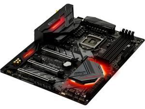 ASRock Z370 Professional Gaming i7 LGA 1151 (300 Series) Intel Z370 HDMI SATA 6Gb/s USB 3.1 ATX Intel Motherboard