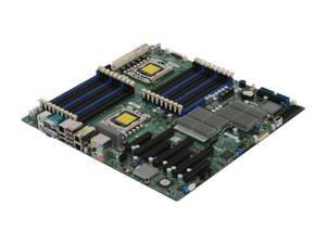 SUPERMICRO MBD-X8DAH+-F-O Dual LGA 1366 Intel 5520  Enhanced Extended ATX Dual Intel Xeon 5500 and 5600 Series Server Motherboard