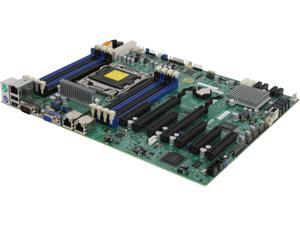 SUPERMICRO X9SRL-F ATX Server Motherboard LGA 2011 DDR3 1600