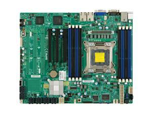 SUPERMICRO X9SRi-F ATX Intel Motherboard