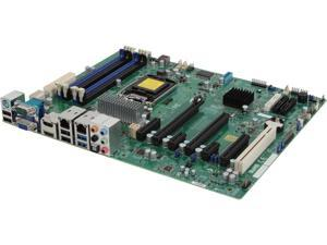 Supermicro X9SAE-V Desktop Motherboard - Intel C216 Chipset - Socket H2 LGA-1155 - Retail Pack