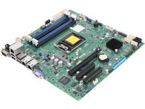 SUPERMICRO MBD-X10SLM-F-O uATX Server Motherboard LGA 1150 Intel C224 DDR3 1600