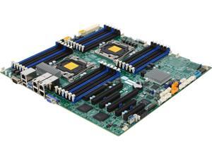 SUPERMICRO MBD-X10DRI-LN4+-O Enhanced Extended ATX Xeon Server Motherboard Dual LGA 2011-3 Intel C612 DDR4 SDRAM