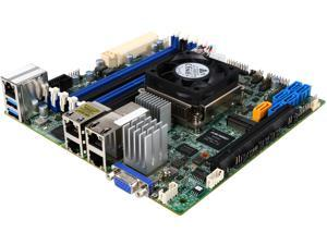 SUPERMICRO MBD-X10SDV-TLN4F-O Mini ITX Server Motherboard Xeon processor D-1541 FCBGA 1667