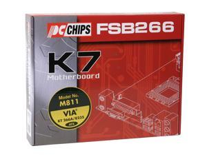 PC CHIPS M811LU (V3.1) ATX AMD Motherboard