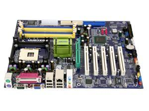 Foxconn 865A01-G-6EKRS ATX Intel Motherboard