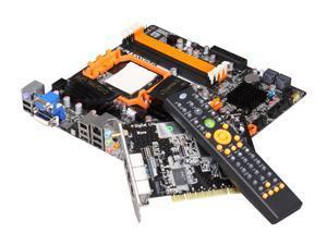 Foxconn Cinema II Deluxe Micro ATX AMD Motherboard
