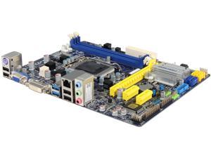 Foxconn H77MXV-D Micro ATX Intel Motherboard