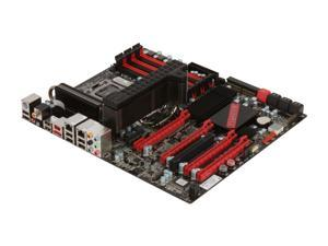 "EVGA E760 CLASSIFIED ""Overclocker's Pick"" 3-Way SLI + PhysX 1366 Intel X58 EATX Intel Motherboard"