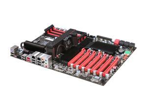 EVGA X58 4-Way Classified 170-BL-E762-RX XL ATX Intel Motherboard