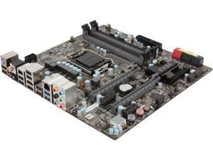 EVGA 120-SB-E672-RX Micro ATX Intel Motherboard with UEFI BIOS