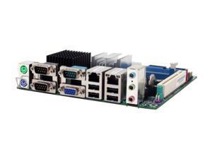 iGoLogic Inc MBI3368G-8E Intel Celeron M 800MHz Fanless Embedded Processor Mini ITX Motherboard/CPU Combo