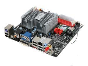 ZOTAC IONITX-D-E Intel Atom 330 Dual Core 1.6 GHz Mini ITX Motherboard/CPU Combo