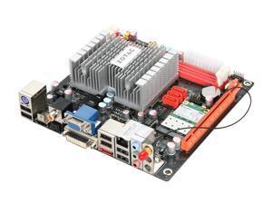 ZOTAC IONITX-F-E Intel Atom 330 (1.6GHz, dual-core) Mini ITX Motherboard/CPU Combo