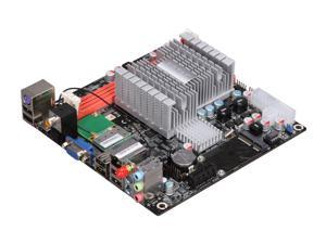 ZOTAC NM10-A-E Intel Atom D510 (1.66GHz, dual-core) Mini ITX Motherboard/CPU Combo