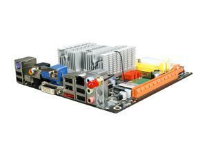 ZOTAC IONITX-L-E Intel Atom 330 (1.6GHz, dual-core) Mini ITX Motherboard/CPU Combo