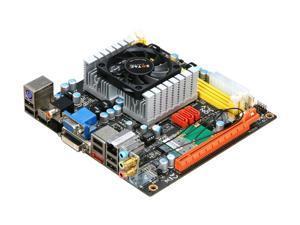 ZOTAC IONITX-P-E Intel Celeron SU2300 (1.2 GHz dual-core) Mini ITX Motherboard/CPU Combo