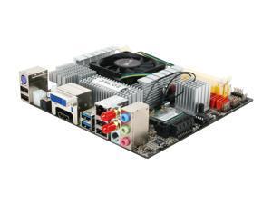 ZOTAC M880GITX-A-E AMD Turion II Neo K625 (1.5GHz, Dual-Core) Mini ITX Motherboard/CPU Combo