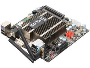 ZOTAC IONITX-T-U Intel Atom D525 (1.8GHz, Dual-Core) Mini ITX Motherboard/CPU Combo