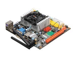 ZOTAC IONITX-N-E Intel Celeron 743 1.3GHz Mini ITX Motherboard/CPU Combo