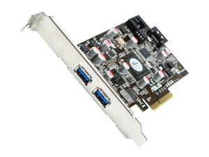 ASUS Model U3S6 USB 3.0 & SATA 6Gb/s Add-on card