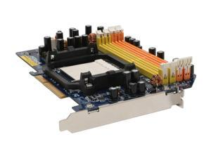 ASRock Model AM2CPU Bridge Card CPU Upgrade Module for ASRock K8/939 Series Motherboards