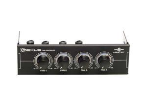 VANTEC NXP-201-BK Nexus Fan Control Panel