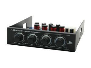 VANTEC NXP-205-BK Black Fan Controller Panel