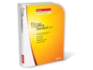 Microsoft Microsoft® Office Standard 2007 Upgrade