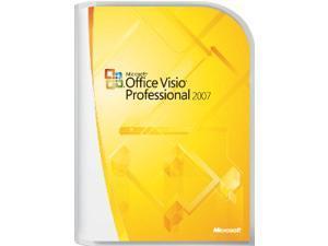 Microsoft Microsoft® Office Visio Professional 2007