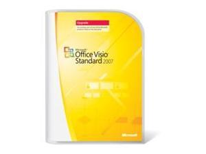 Microsoft Microsoft® Visio Standard 2007 Upgrade
