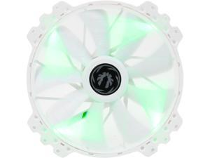 BitFenix Spectre PRO ALL WHITE Green LED 200mm Case Fan