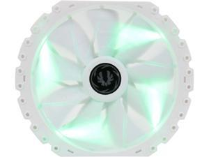BitFenix Spectre PRO ALL WHITE Green LED 230mm Case Fan