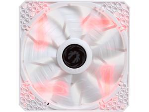 BitFenix Spectre PRO ALL WHITE Red LED 140mm Case Fan