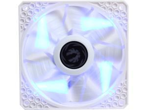BitFenix Spectre PRO ALL WHITE Blue LED 120mm Case Fan