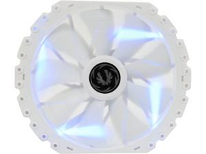 BitFenix Spectre PRO ALL WHITE Blue LED 230mm Case Fan