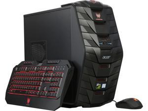 Acer Desktop Computer Predator G3 AG3-710-UW11 Intel Core i5 6th Gen 6400 (2.70 GHz) 8 GB DDR4 1 TB HDD 128 GB SSD NVIDIA ...