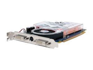 SAPPHIRE Radeon X1650PRO 100164L Video Card
