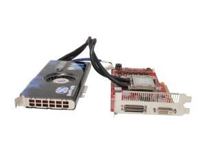 SAPPHIRE Radeon X1950XTX 100178TWSR TOXIC Video Card