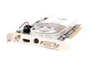 SAPPHIRE Radeon X1600PRO 100187L HDMI HDCP Video Card