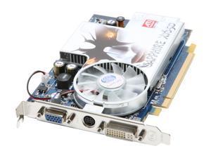 SAPPHIRE Radeon X1650 100195L Video Card