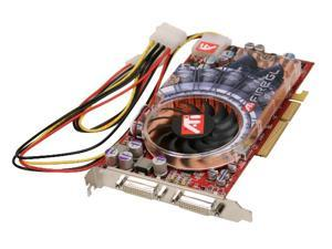 ATI FireGL 9800 FireGLX2-256T Workstation Video Card
