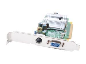 SAPPHIRE Radeon X300SE 1024-2C50-04-SA Low Profile Video Card - OEM