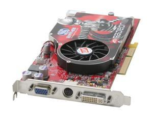 SAPPHIRE Radeon X800 100117 Video Card - OEM