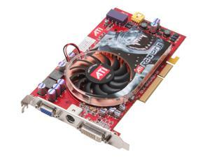 ATI Radeon X850PRO 100-435712 VIVO Video Card