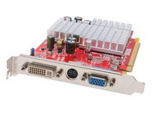 SAPPHIRE Radeon X550 100118L-RD Video Card