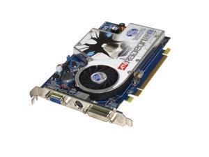 SAPPHIRE Radeon X1600XT 100146-BL CrossFire Supported Video Card - OEM
