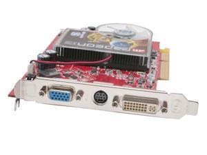 SAPPHIRE Radeon X1300 DirectX 9 100151 256MB 64-Bit GDDR2 AGP 4X/8X Video Card