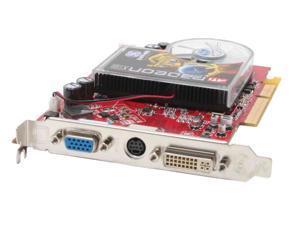SAPPHIRE Radeon X1300 DirectX 9 100151L-RD 256MB 128-Bit GDDR2 AGP 4X/8X CrossFire Video Card