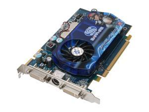 SAPPHIRE Radeon HD 2600XT DirectX 10 100208L 256MB 128-Bit GDDR3 PCI Express x16 HDCP Ready CrossFireX Support Video Card